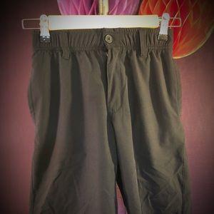 Russel, Boy's Shorts, 2-Pair, 1-Black, 1-Grey